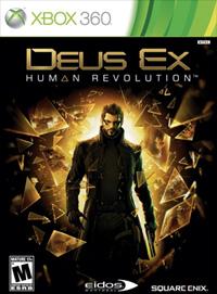 Deus Ex: Human Revolution for XBOX 360