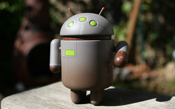 Active Google Android Bot