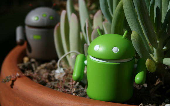 Google Android Bots Stalking
