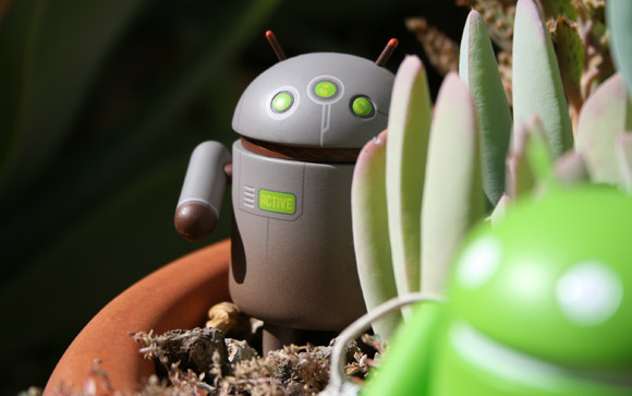 Google Android Bots Stalking 2
