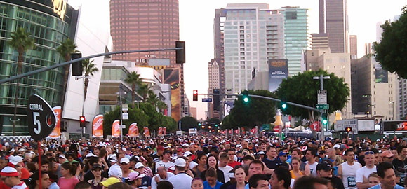 Looking back at 20,000 runners