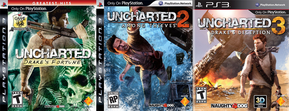 Drake S Uncharted Adventures By Terry Majamaki
