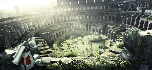 Assassin's Creed: Brotherhood The Colliseum