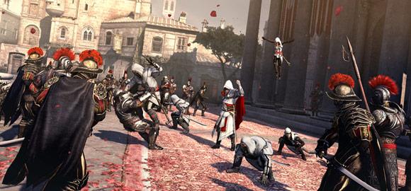 Assassin's Creed: Brotherhood Reinforcement Assassins