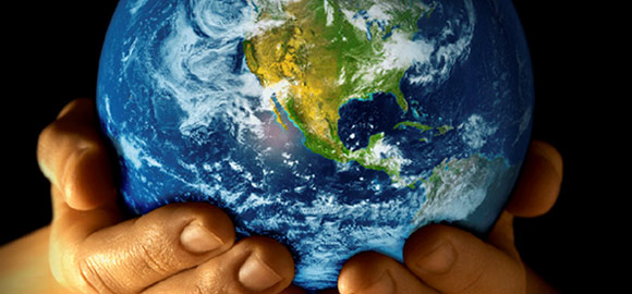 Our nation, our planet earth, let's take care of it together