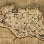Skyrim Maps