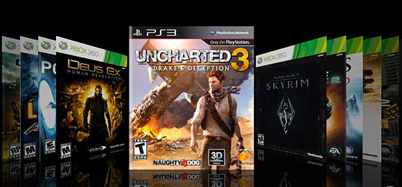 Top 10 Games of 2011