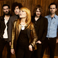 The Duke Spirit band photo