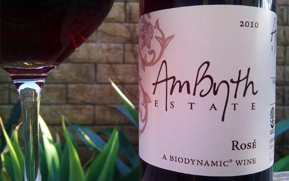 Ambyth 2010 Rosé