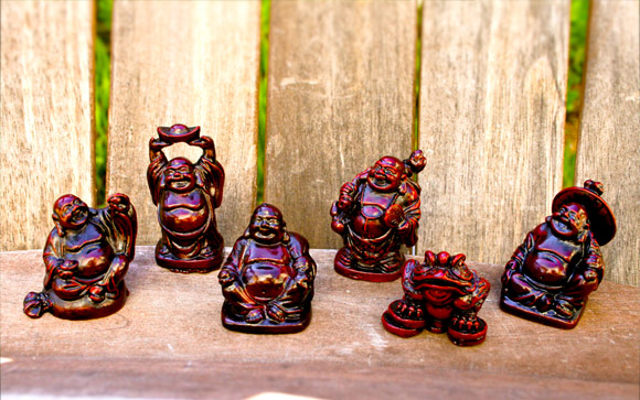 Group of Buddha's