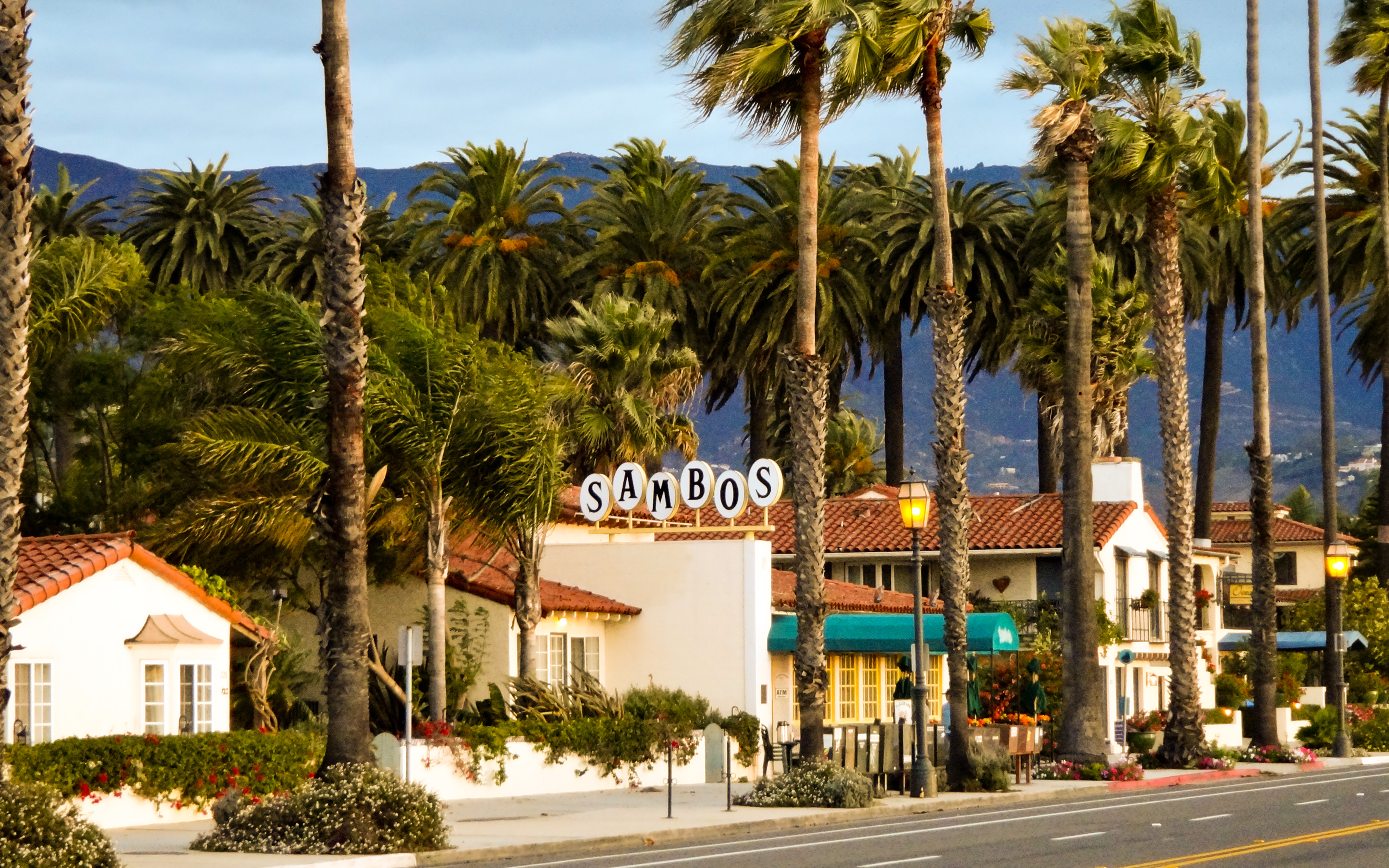Santa Barbara Sunrise Desktops By Terry Majamaki