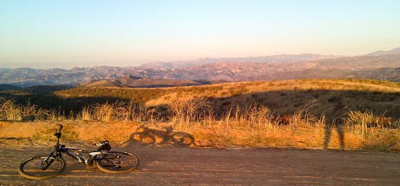 Tapia Canyon Sunrise