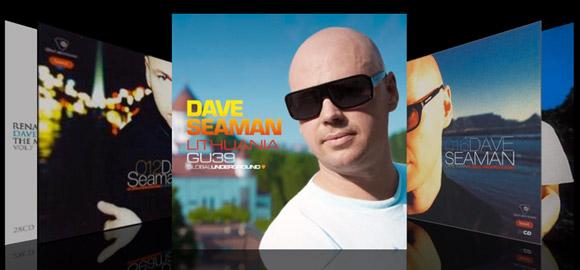 Dave Seaman Albums