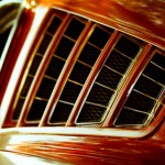 1965 Mustang Vents