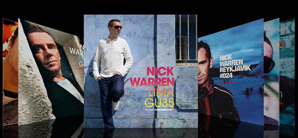 Nick Warren Albums
