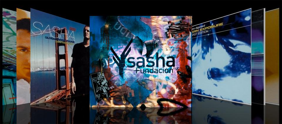My Favorite DJs: Sasha, Digweed, Warren, & Seaman by Terry