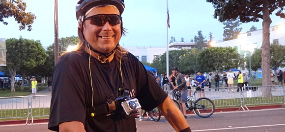 GoPro Hero2 Camera with Chesty Mount