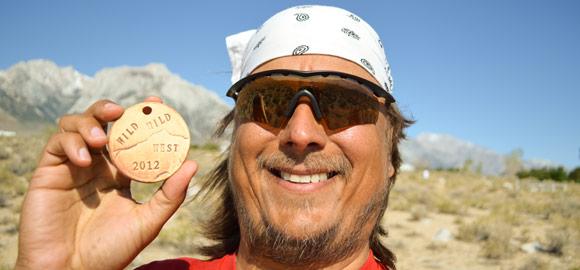My Wild Wild West 10 Mile Marathon Medal