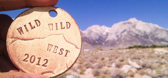 Wild Wild West 2012 Medal