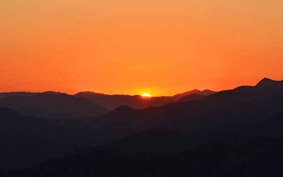 Angeles Sunset