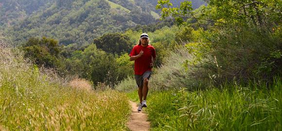 Terry Majamaki Trail Running