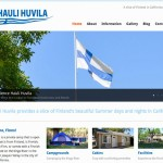 Hauli Huvila Website