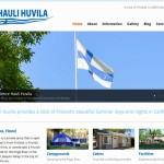 Hauli Huvila Website