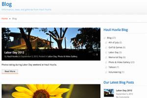 Hauli Huvila Blog
