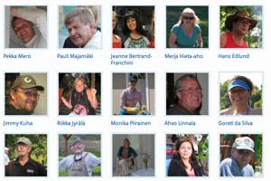 Hauli Huvila Volunteers