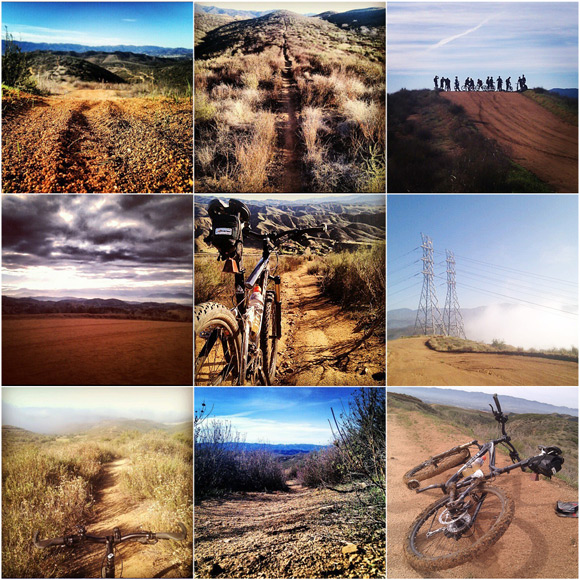 2012 Mountain Biking Photos