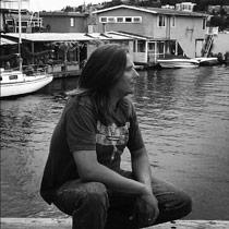 Terry Majamaki by Lake Union in Seattle