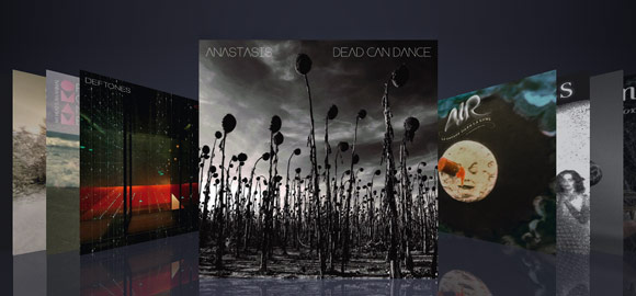 Top Music Albums of 2012
