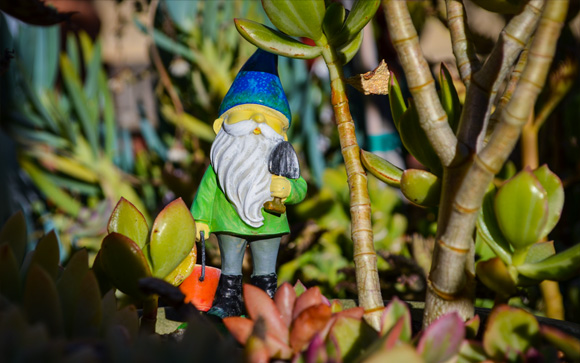 gardener-gnome