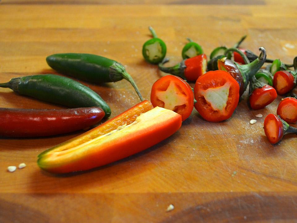 Jalapeno-Serrano Hot Sauce Recipes — Dishmaps