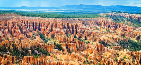 Bryce Canyon Vistas