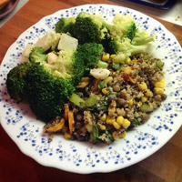 Day 10 Ultimate Reset Dinner