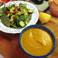 Day 10 Ultimate Reset Lunch