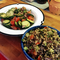 Day 11 Ultimate Reset Lunch