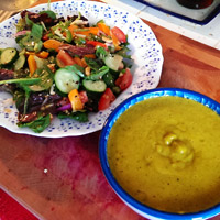 Day 14 Ultimate Reset Lunch