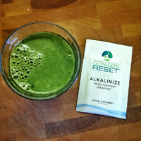 Day 2 Ultimate Reset Alkalinize