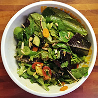 Day 2 Ultimate Reset Lunch