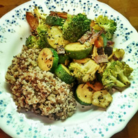 Day 4 Ultimate Reset Dinner