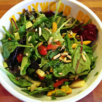 Day 8 Ultimate Reset Lunch