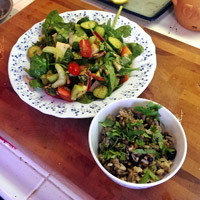 Day 9 Ultimate Reset Lunch
